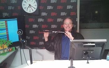 Vince Clemente - ESPN Radio